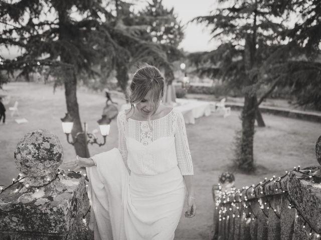 La boda de Alberto y Patricia en Torrelodones, Madrid 170
