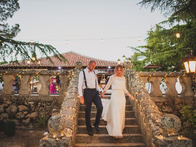 La boda de Alberto y Patricia en Torrelodones, Madrid 172