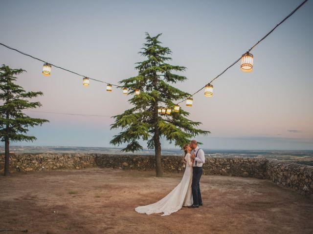 La boda de Alberto y Patricia en Torrelodones, Madrid 175