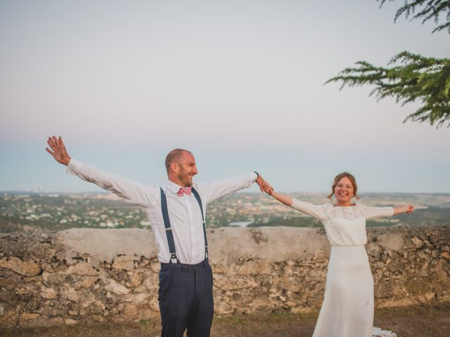 La boda de Alberto y Patricia en Torrelodones, Madrid 181