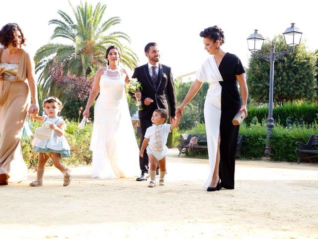 La boda de Jose Antonio y Jennifer en Bollullos Par Del Condado, Huelva 6