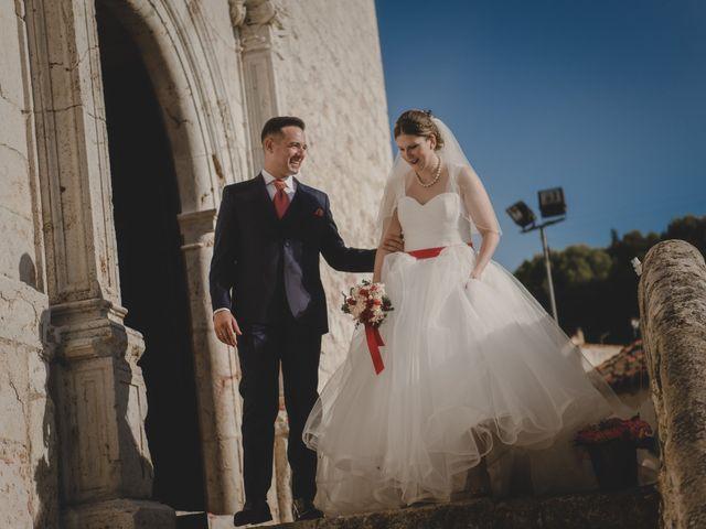 La boda de Daniel y Marta en Alcalá De Henares, Madrid 33