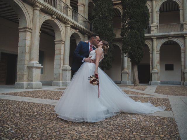 La boda de Daniel y Marta en Alcalá De Henares, Madrid 38