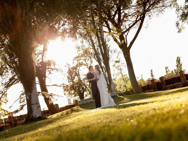 La boda de Goska y Sergio