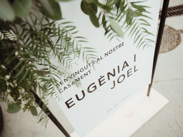 La boda de Joel y Eugenia en Barcelona, Barcelona 2