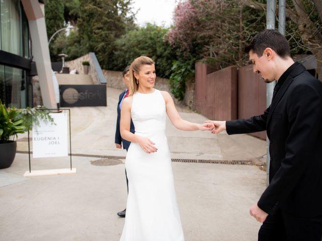 La boda de Joel y Eugenia en Barcelona, Barcelona 16