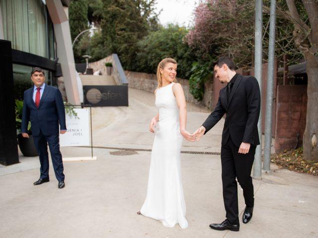 La boda de Joel y Eugenia en Barcelona, Barcelona 17