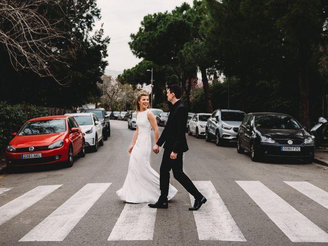La boda de Joel y Eugenia en Barcelona, Barcelona 1