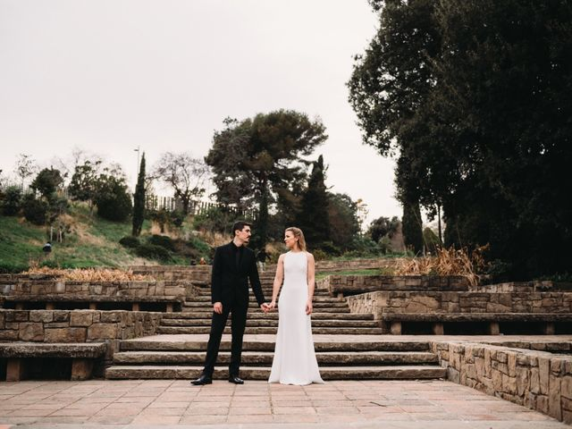 La boda de Joel y Eugenia en Barcelona, Barcelona 32