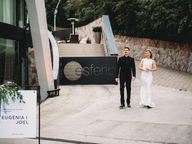 La boda de Joel y Eugenia en Barcelona, Barcelona 33
