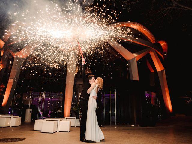 La boda de Eugenia y Joel