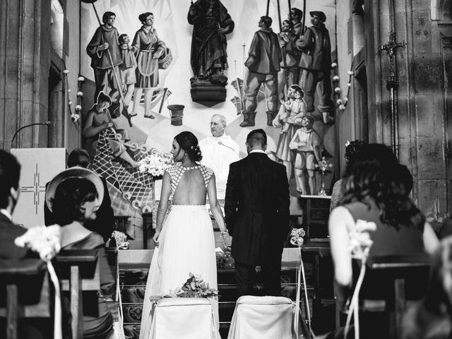 La boda de Rebeca y Iñaki en Donostia-San Sebastián, Guipúzcoa 45