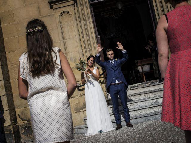 La boda de Rebeca y Iñaki en Donostia-San Sebastián, Guipúzcoa 49