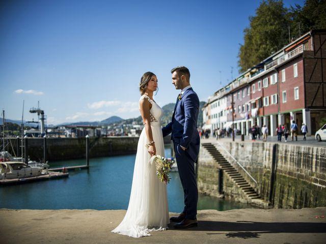 La boda de Iñaki y Rebeca