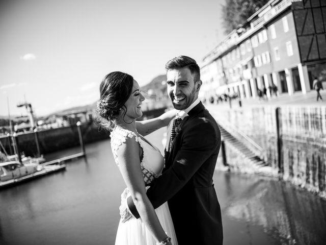 La boda de Rebeca y Iñaki en Donostia-San Sebastián, Guipúzcoa 50