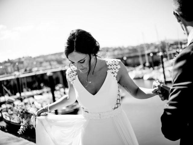La boda de Rebeca y Iñaki en Donostia-San Sebastián, Guipúzcoa 51