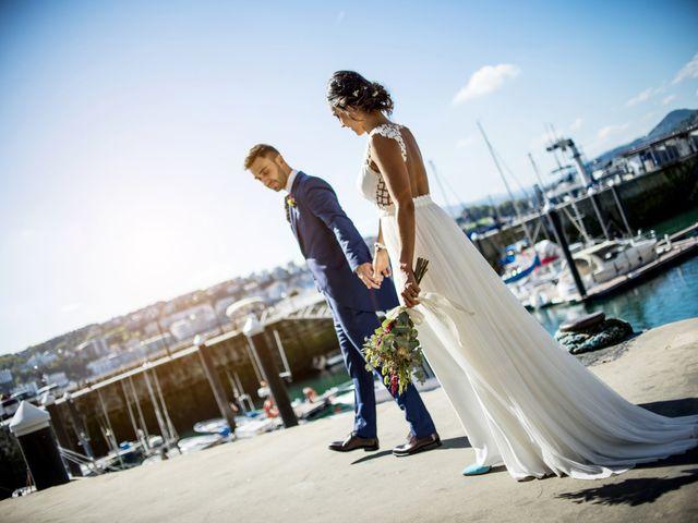 La boda de Rebeca y Iñaki en Donostia-San Sebastián, Guipúzcoa 52
