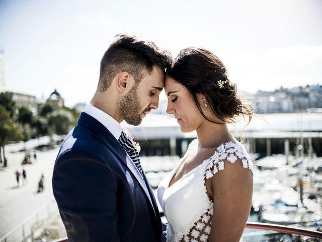 La boda de Rebeca y Iñaki en Donostia-San Sebastián, Guipúzcoa 57