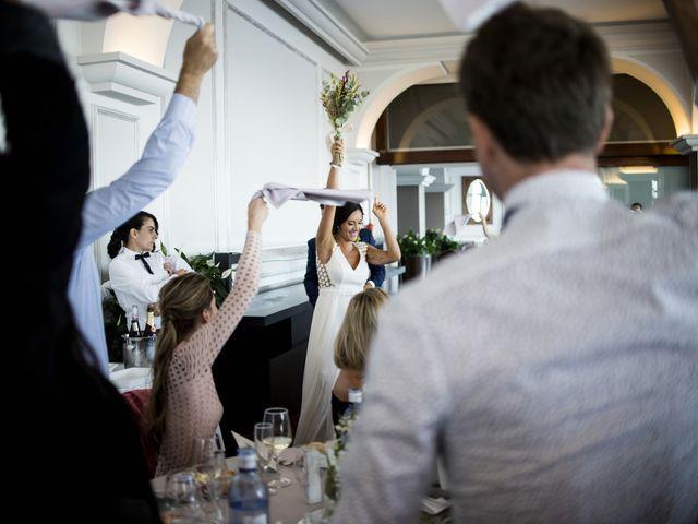 La boda de Rebeca y Iñaki en Donostia-San Sebastián, Guipúzcoa 62