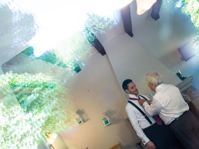 La boda de Miguel y Silvia en Tarancon, Cuenca 6