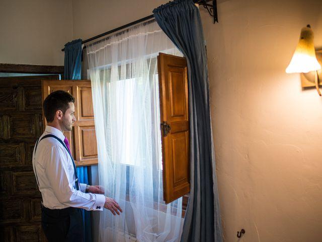 La boda de Miguel y Silvia en Tarancon, Cuenca 9