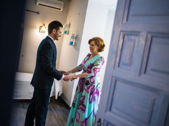 La boda de Miguel y Silvia en Tarancon, Cuenca 12