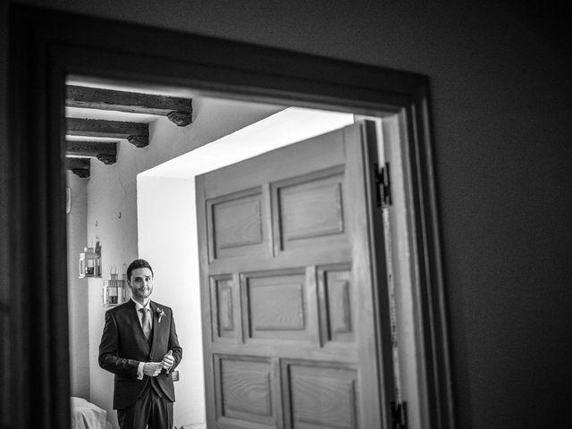 La boda de Miguel y Silvia en Tarancon, Cuenca 14