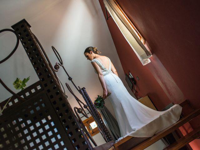 La boda de Miguel y Silvia en Tarancon, Cuenca 19