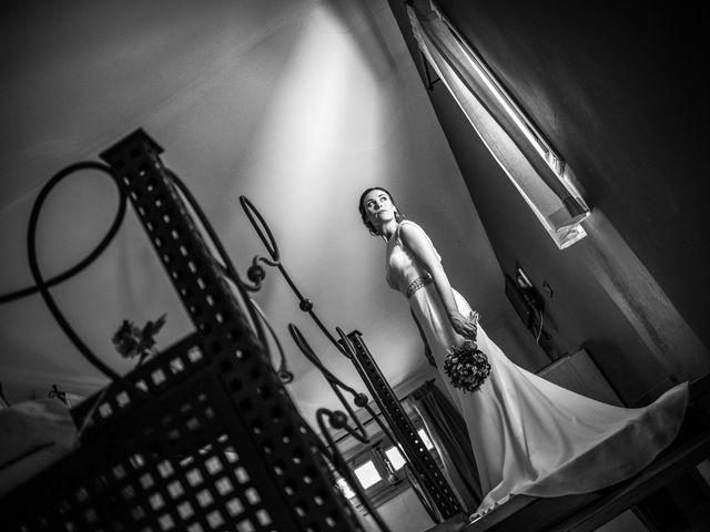 La boda de Miguel y Silvia en Tarancon, Cuenca 1