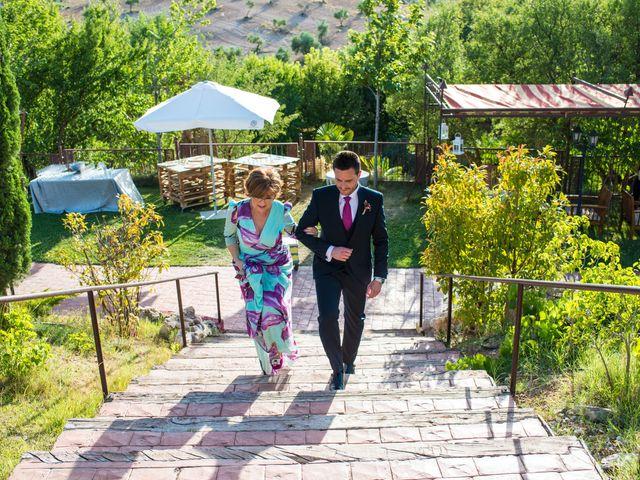 La boda de Miguel y Silvia en Tarancon, Cuenca 24