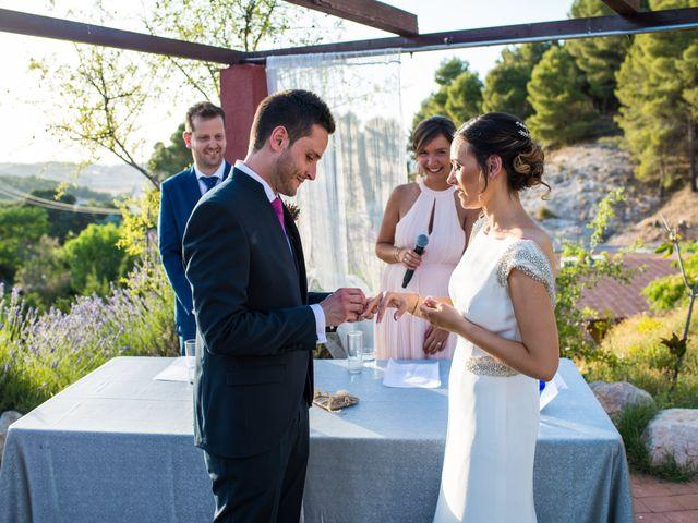 La boda de Miguel y Silvia en Tarancon, Cuenca 29