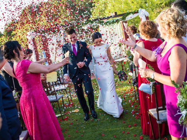 La boda de Miguel y Silvia en Tarancon, Cuenca 2