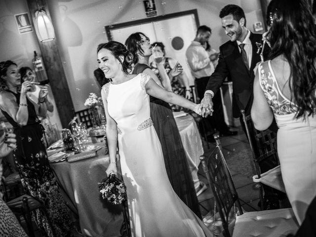 La boda de Miguel y Silvia en Tarancon, Cuenca 33