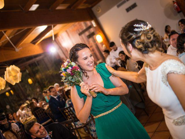 La boda de Miguel y Silvia en Tarancon, Cuenca 35