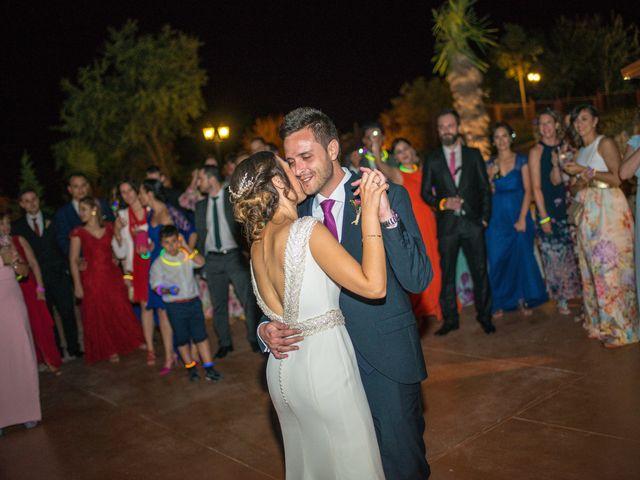 La boda de Miguel y Silvia en Tarancon, Cuenca 37