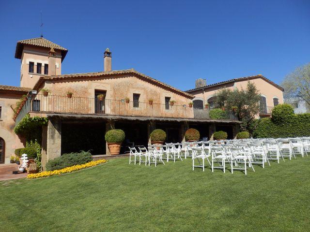 La boda de Cisco y Marta en La Garriga, Barcelona 4