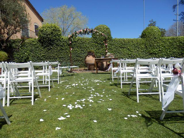 La boda de Cisco y Marta en La Garriga, Barcelona 5