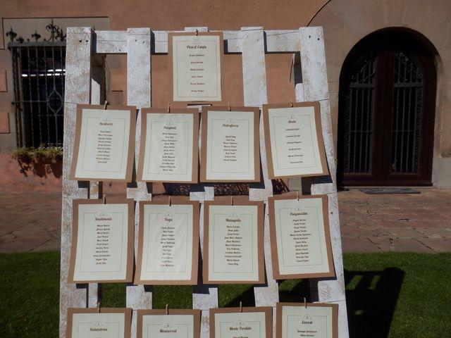 La boda de Cisco y Marta en La Garriga, Barcelona 7