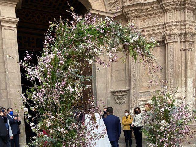 La boda de Alba  y Vicente en Murcia, Murcia 7