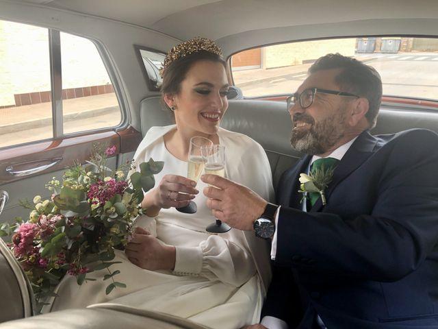 La boda de Alba  y Vicente en Murcia, Murcia 9