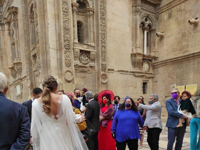La boda de Alba  y Vicente en Murcia, Murcia 10