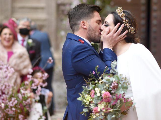 La boda de Alba  y Vicente en Murcia, Murcia 11