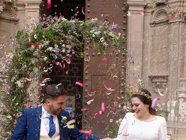 La boda de Alba  y Vicente en Murcia, Murcia 12
