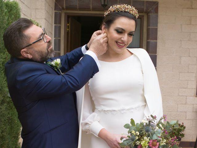 La boda de Alba  y Vicente en Murcia, Murcia 13