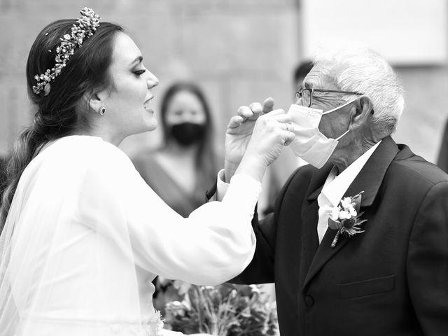 La boda de Alba  y Vicente en Murcia, Murcia 14