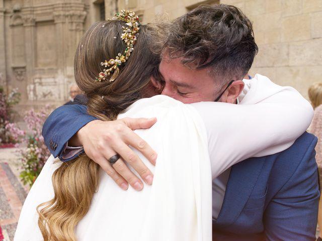 La boda de Alba  y Vicente en Murcia, Murcia 15