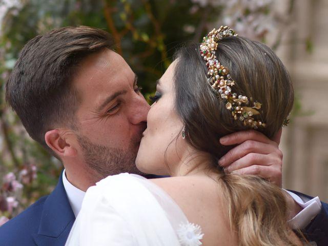 La boda de Alba  y Vicente en Murcia, Murcia 17