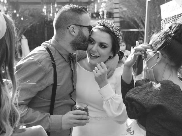 La boda de Alba  y Vicente en Murcia, Murcia 18