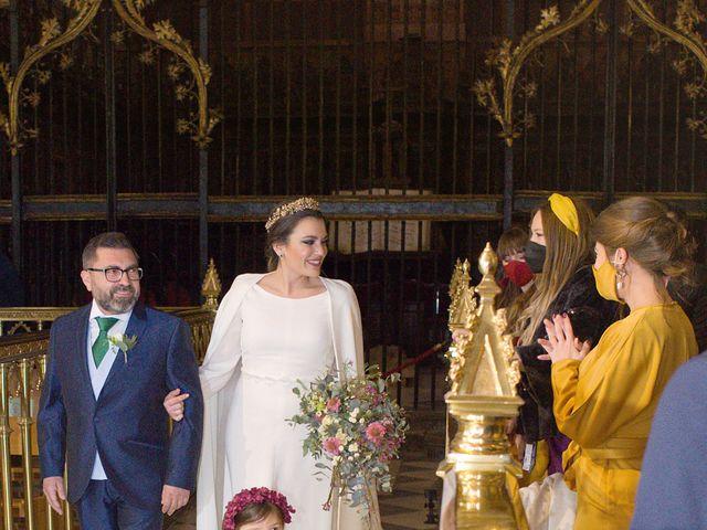 La boda de Alba  y Vicente en Murcia, Murcia 21