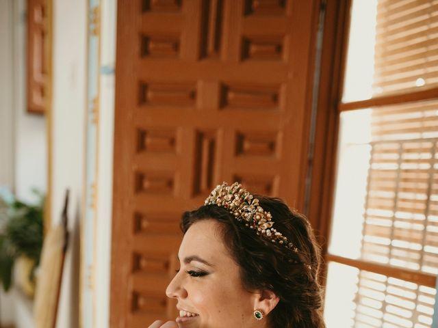 La boda de Alba  y Vicente en Murcia, Murcia 23